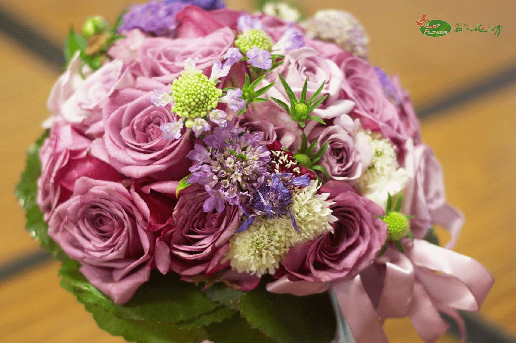 一生中最浪漫的時刻由這束花承包!新娘捧花客製化推薦|捧花推薦|捧花訂製