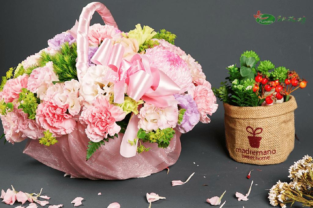 名人花坊母親節送花選擇|專業花藝網路訂購|母親節花禮選擇