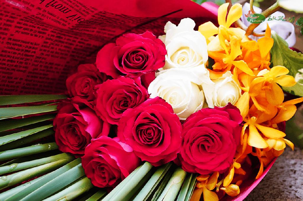 畢業花束推薦|名人花坊網路訂購可代客送花|畢業典禮花優質首選